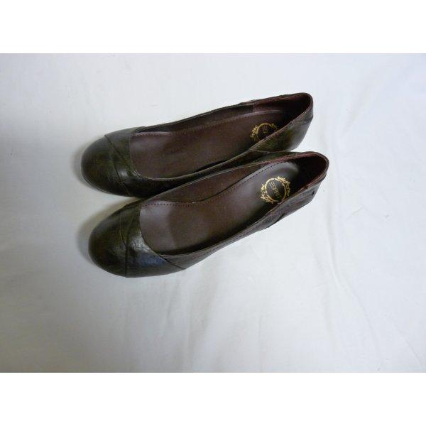 Damen Schuh in Braun Pumps schoko Gr. 36 Neu von Esprit