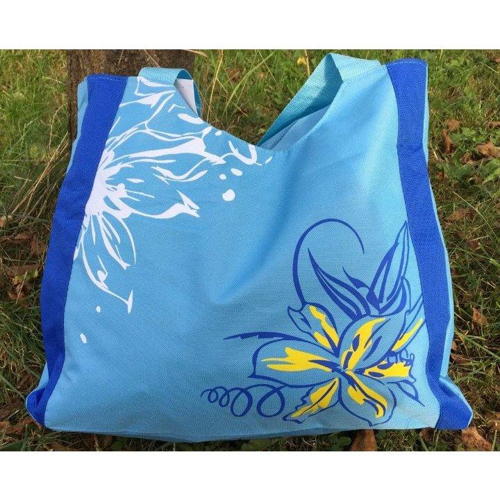Damen Tasche Strandtasche Einkaufstasche groß