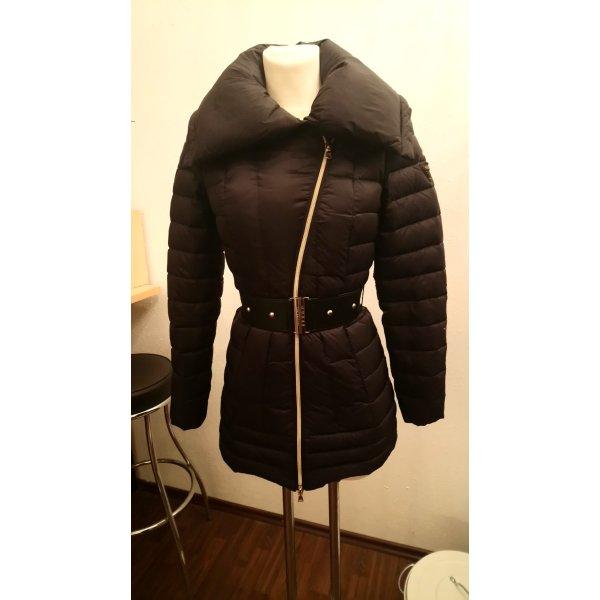 Damen Winterjacke GUESS in schwarz