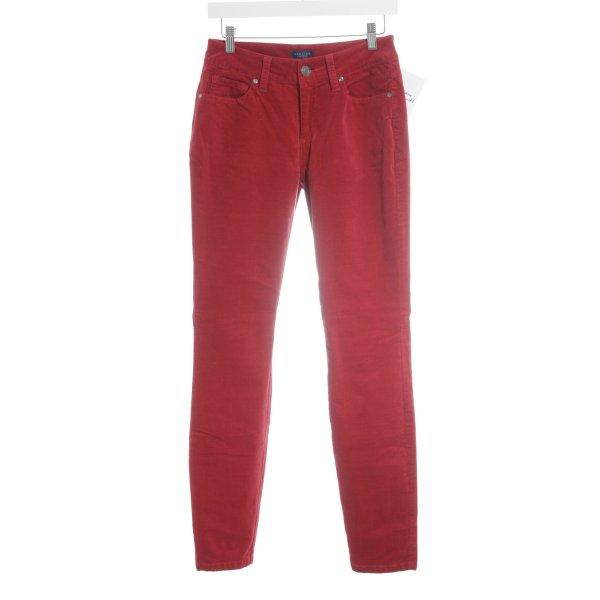 Darling Harbour Straight-Leg Jeans neonrot Boho-Look