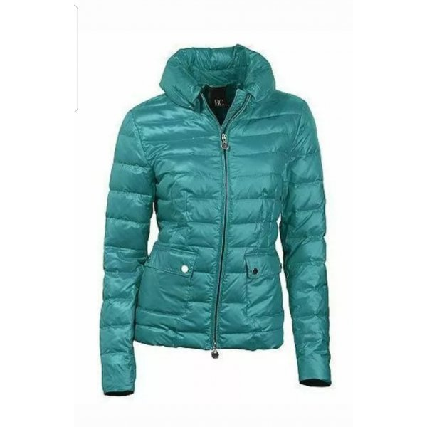 DAUNEN JACKE VON BEST CONNECTIONS IN TÜRKIS GR. 38 NEU
