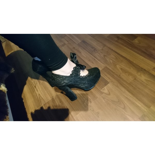 Demonia high heels