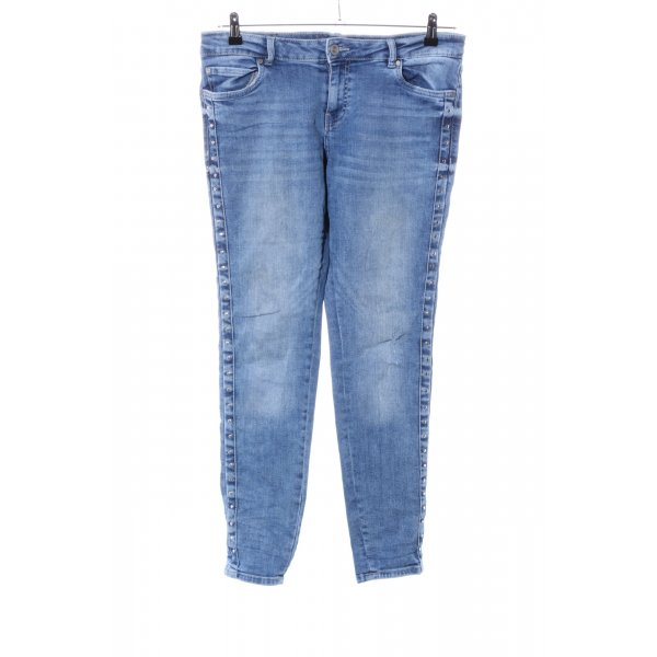 Denim 1982 Skinny Jeans blau Casual-Look