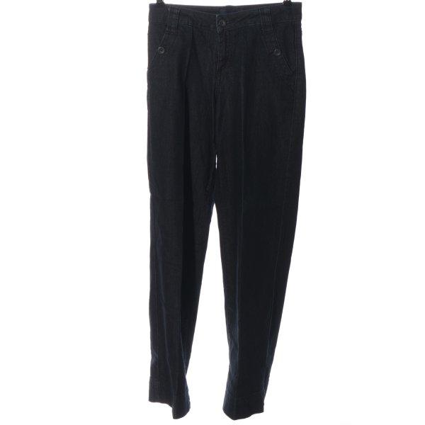 denim essentials Straight-Leg Jeans