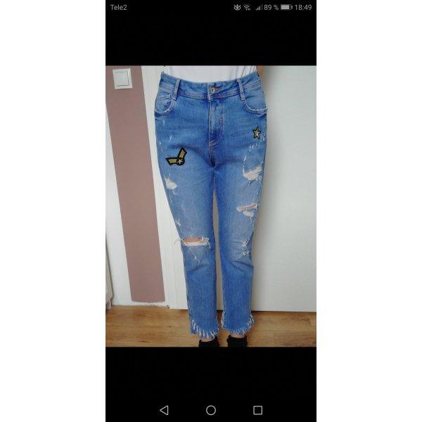 Destroyed Jeans HighWaist