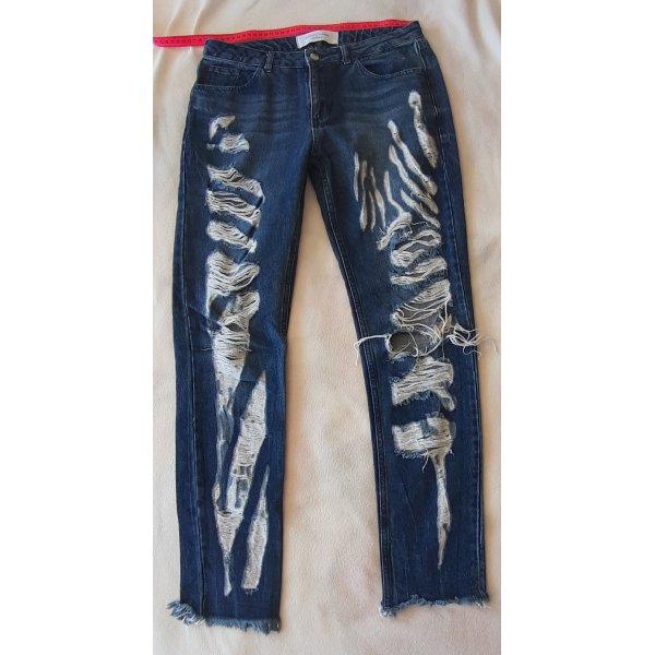 Destroyed Jeans Topshop