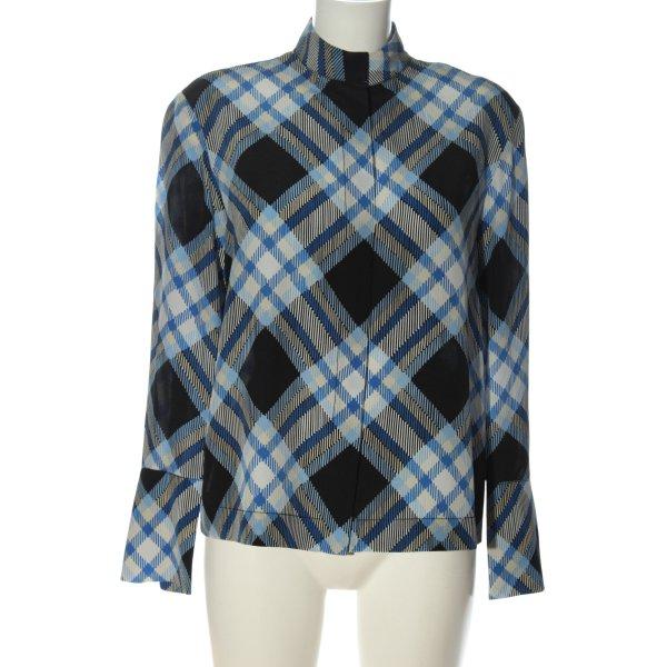 Diane von Furstenberg Hemd-Bluse Allover-Druck Casual-Look