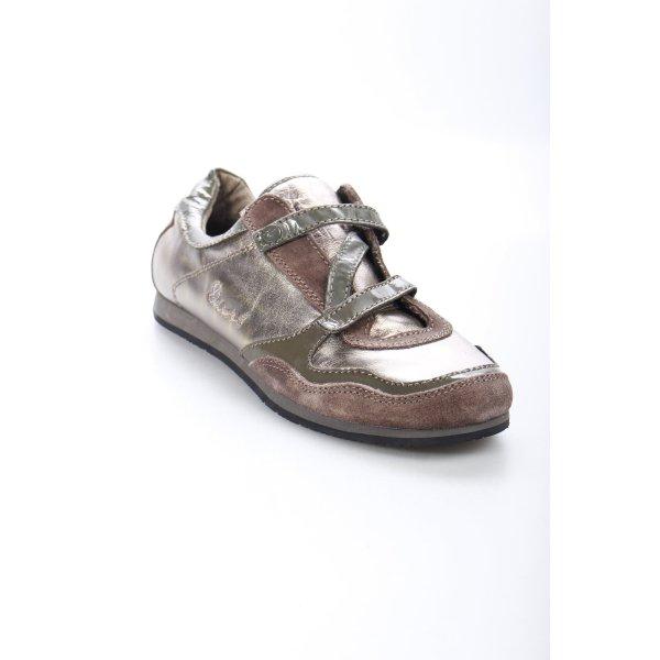 Diesel Sneaker Klettverschluss mehrfarbig Street-Fashion-Look