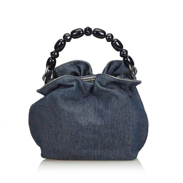 Dior Denim Malice Handbag