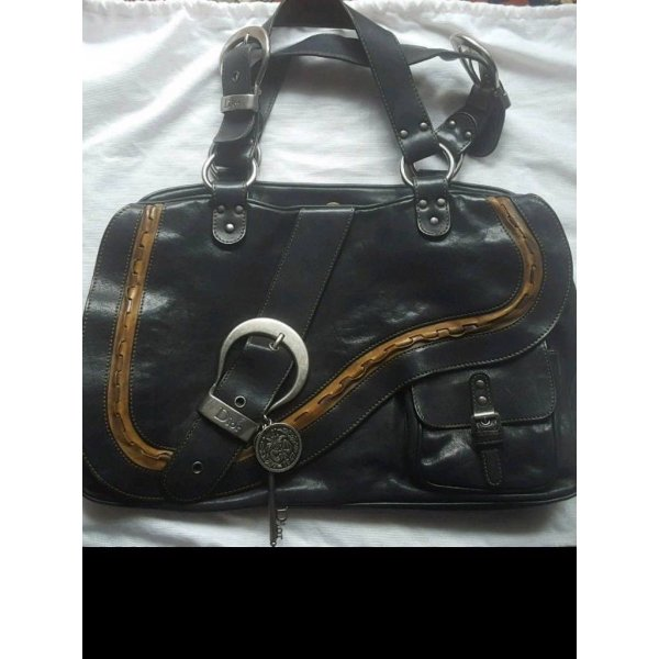 Dior Saddle Bag Gaucho
