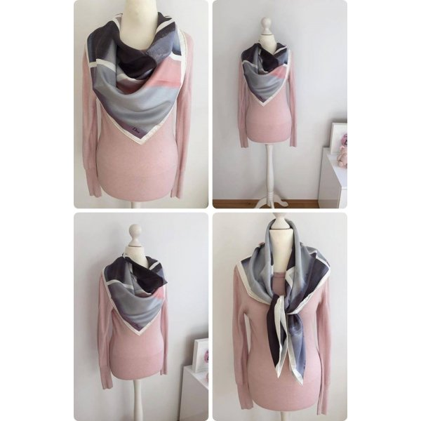 Dior Silk Cloth multicolored silk