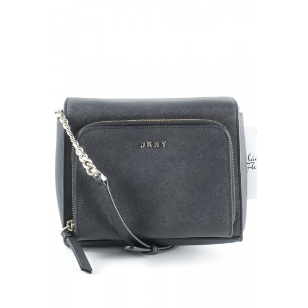 "DKNY Minitasche ""Bryant Park Pocket Crossbody Black"" schwarz"