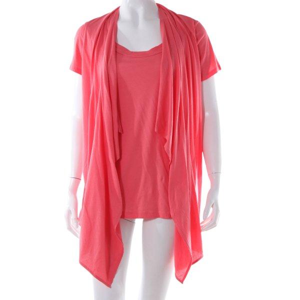 DKNY T-Shirt lachsfarben