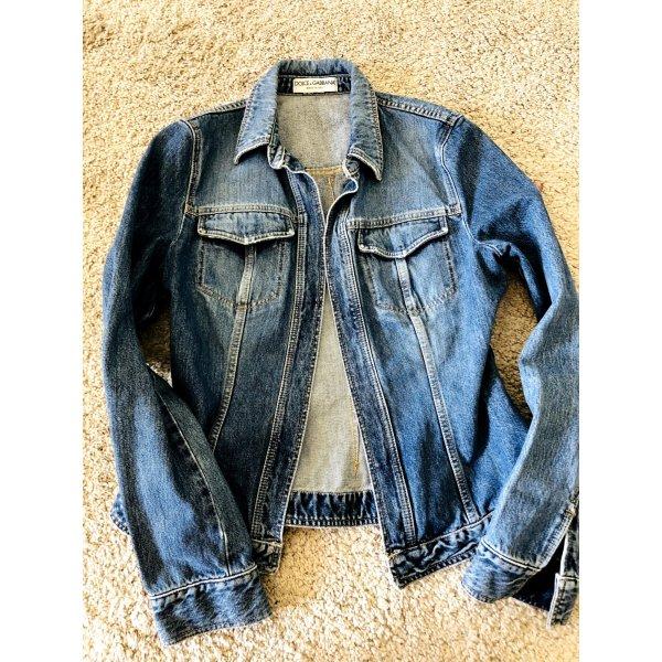 Dolce&Gabbana denimvintage jacket size 46 IT