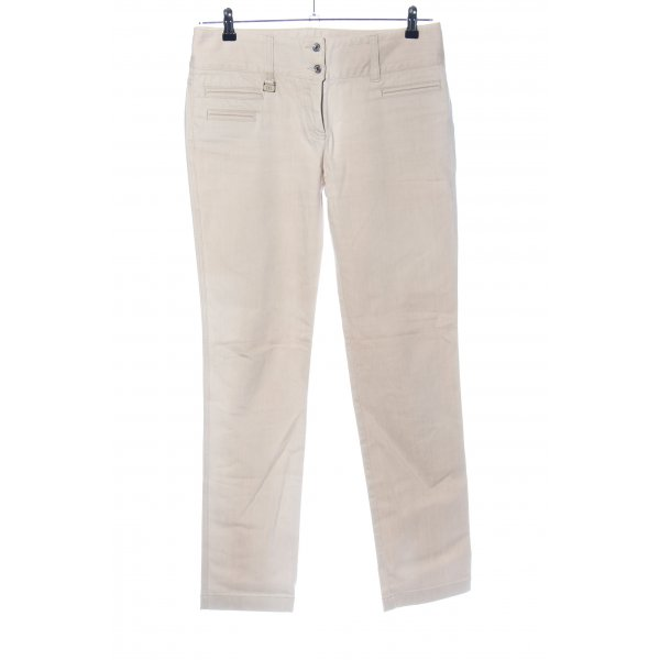 Dolce & Gabbana Skinny Jeans creme Casual-Look