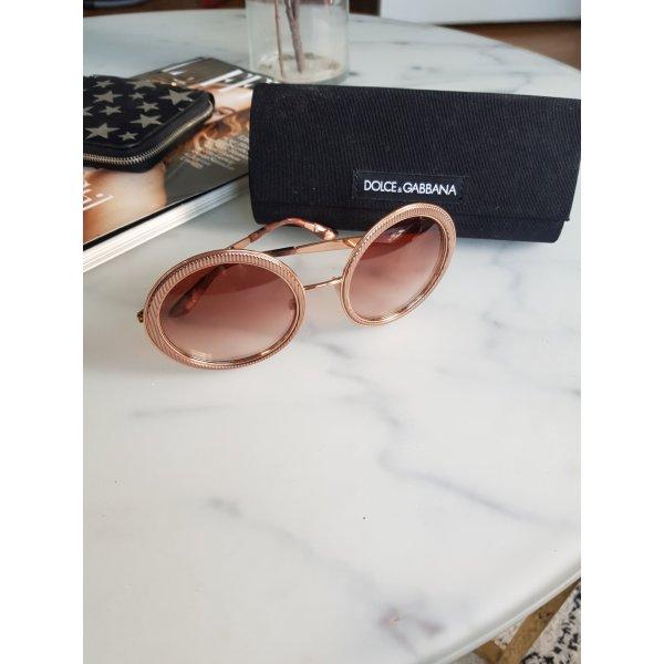Dolce & Gabbana Sunglasses bronze-colored-gold-colored