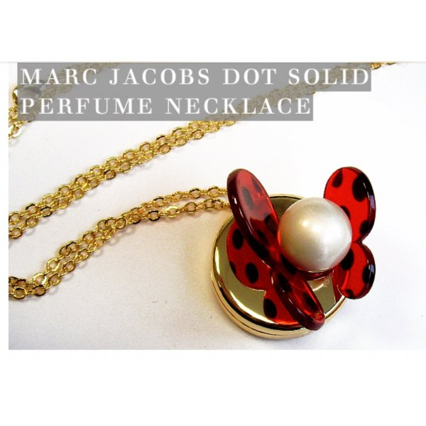dot marc jacobs parfum kette neu m dchenflohmarkt. Black Bedroom Furniture Sets. Home Design Ideas