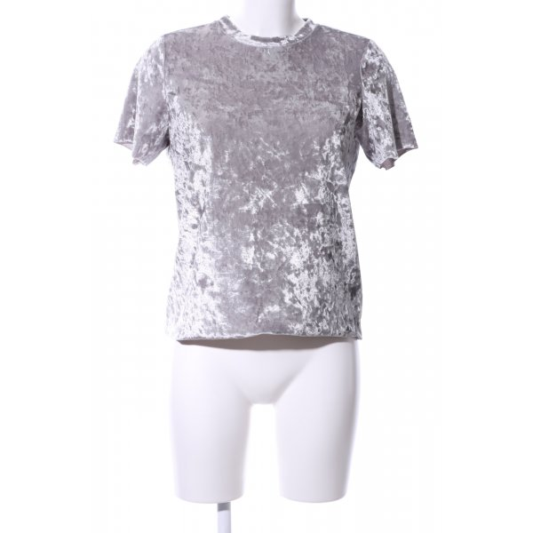 DRDENIM JEANSMAKERS T-Shirt hellgrau Casual-Look