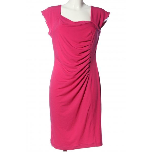 Dresses Unlimited Midikleid pink Casual-Look