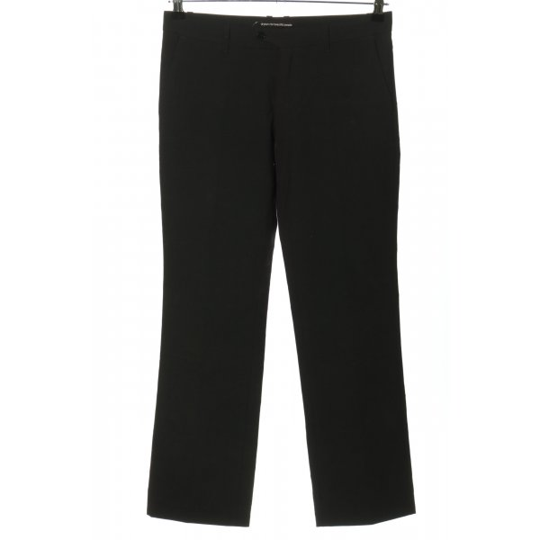 Drykorn for beautiful people Stoffhose schwarz Business-Look