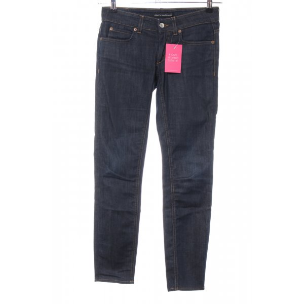 Drykorn Stretch Jeans blau Casual-Look