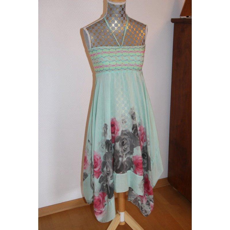 duftiges Kleid Gr. 34/36 Ibiza
