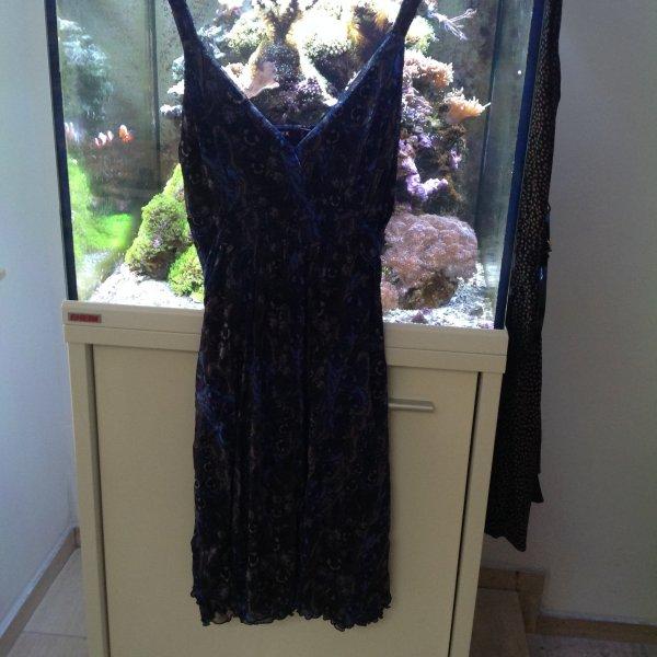dunkel blaues sommerkleid von mexx gr m m dchenflohmarkt. Black Bedroom Furniture Sets. Home Design Ideas