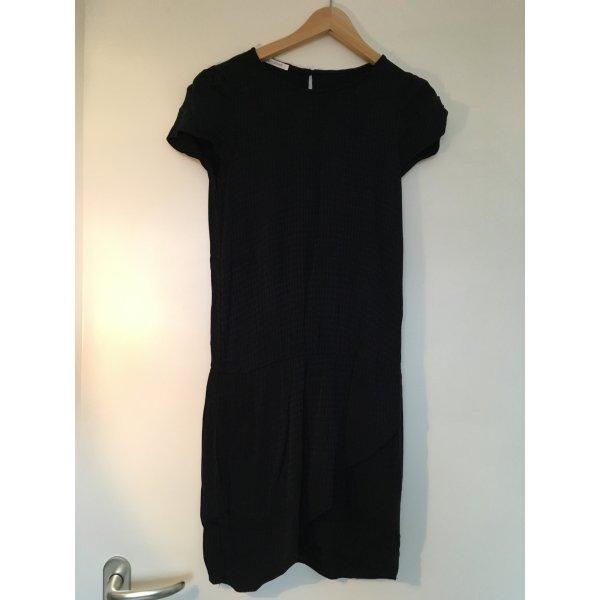Dunkelblaues Tshirt Kleid