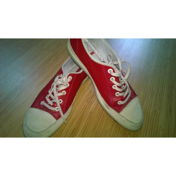 ecco Leder Sneakers, Gr.38