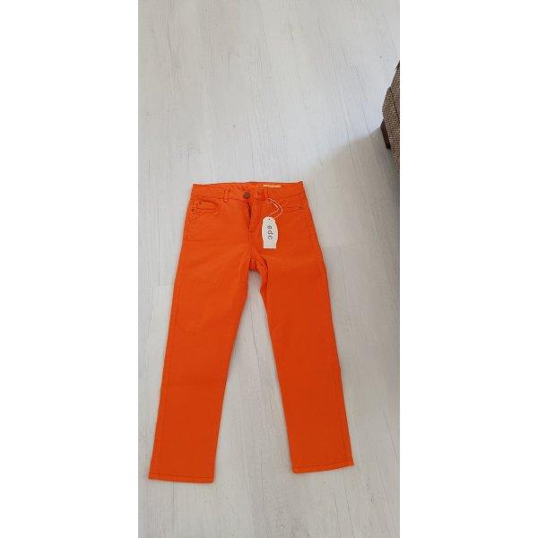 edc 7/8Jeans orange