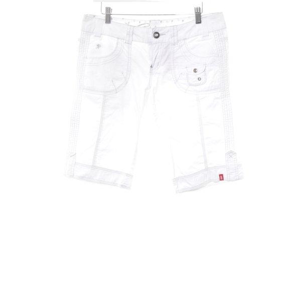 edc by Esprit Shorts weiß Safari-Look