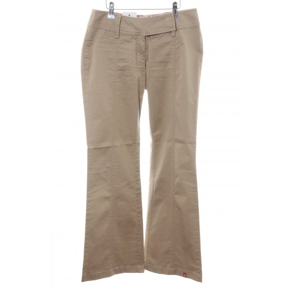 edc Chinohose braun Casual-Look