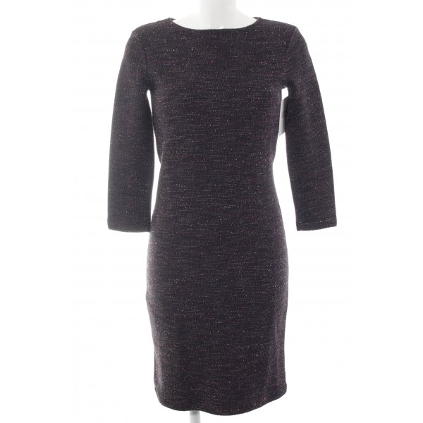Edc Esprit Jerseykleid meliert Business-Look
