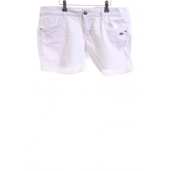 edc Shorts weiß Casual-Look