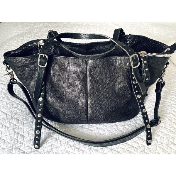 Edle hochwertige Designer-Handtasche von A.S.98, neu!