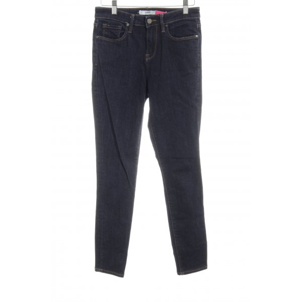 Edwin Skinny Jeans dunkelblau Casual-Look