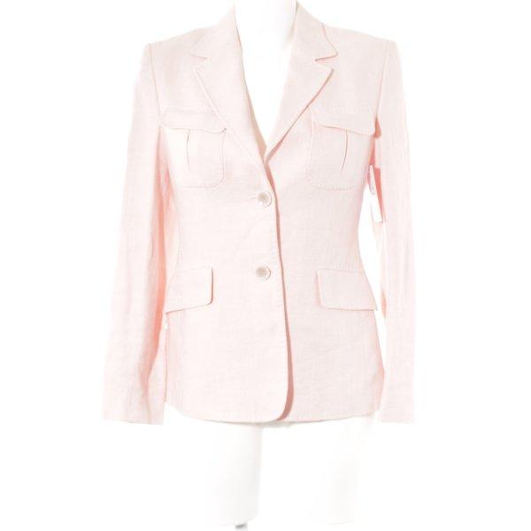 Eickhoff Long-Blazer rosa Casual-Look