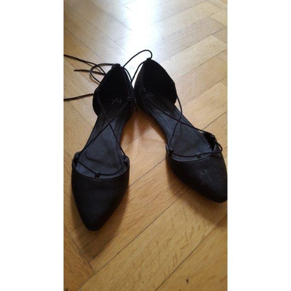 Elegante Ballerinas zum Schnüren für jeden Look