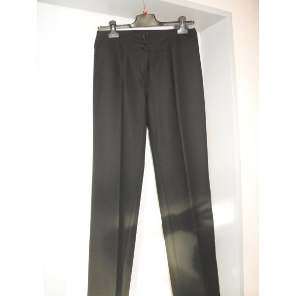 Benetton Marlene Trousers black new wool