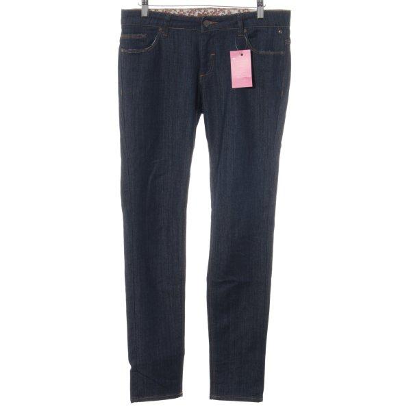 Element Skinny Jeans dunkelblau Casual-Look