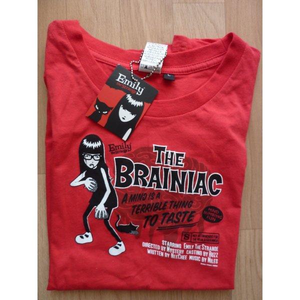 EMILY the Strange Shirt Motivprint Shirt rot 40