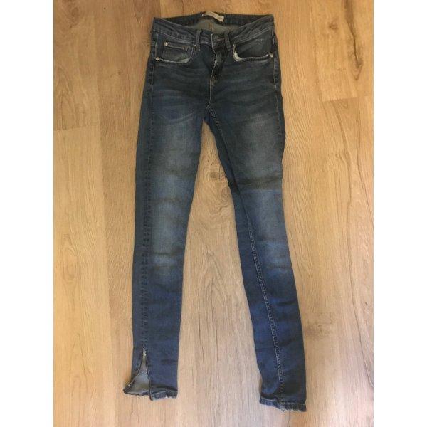 Enge skinny jeans