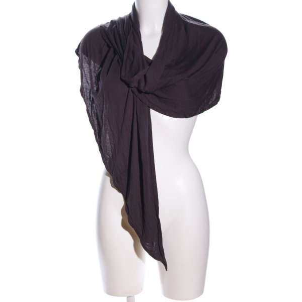 Eres Pashmina braun Business-Look