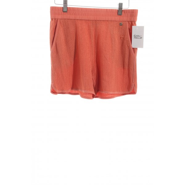 Escada Shorts lachs Casual-Look