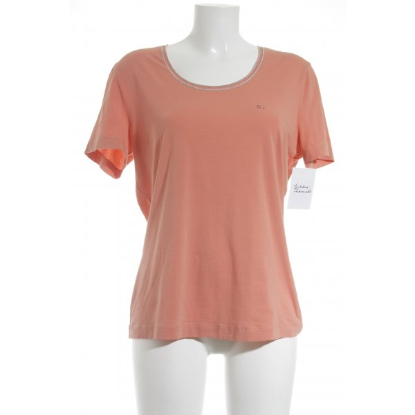 Escada Sport T-Shirt lachs-apricot Casual-Look