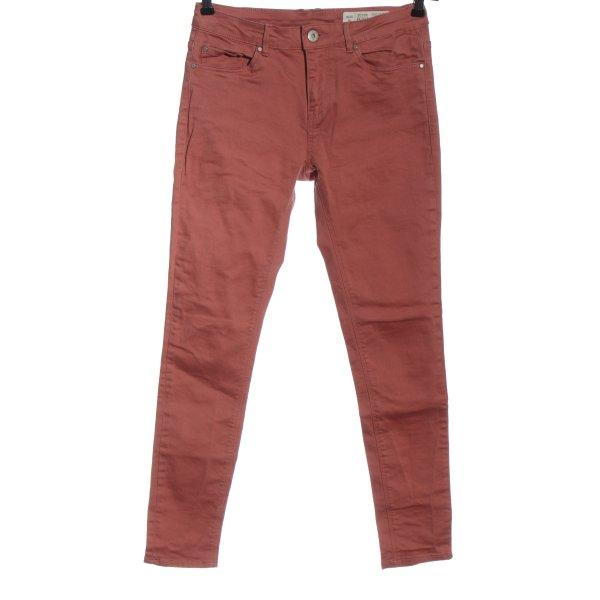 Esmara Slim Jeans red casual look