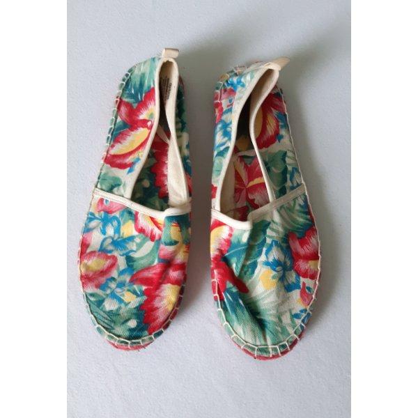 Espadrilles Sandalen mit schönem Muster