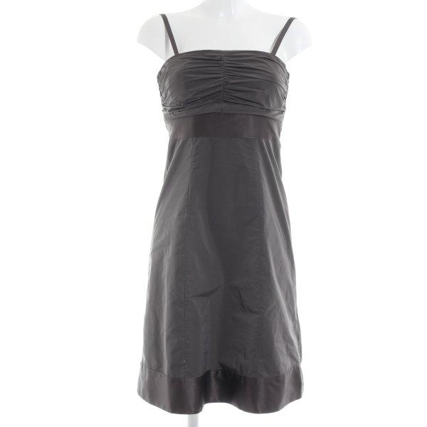 Esprit Abendkleid taupe-graubraun Elegant