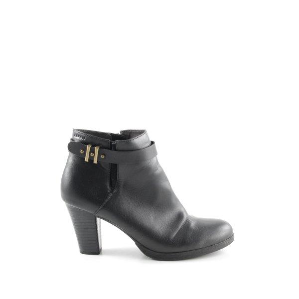 Esprit Ankle Boots schwarz Casual-Look