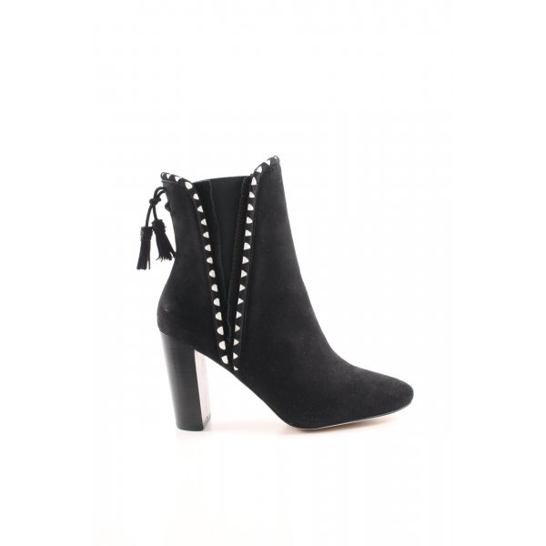 Esprit Booties schwarz Casual-Look